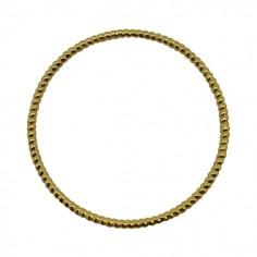 Coppia di grandi anelli...