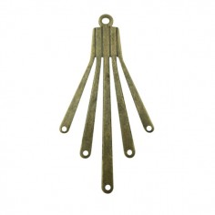 Connettore bronzato 45x23 mm