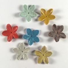 Pacchetto di 7 fiorellini...