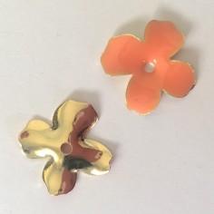 Charm fiorellino a 4 petali...
