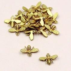 Charm piccola ape dorata...