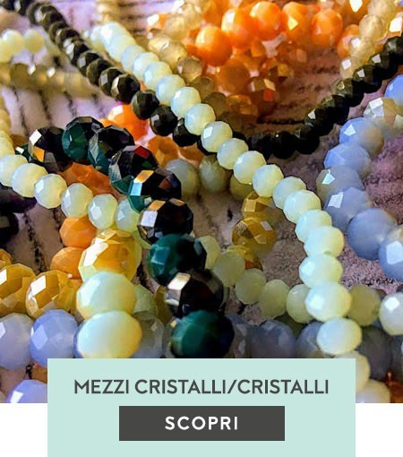 Mezzi cristalli/cristalli