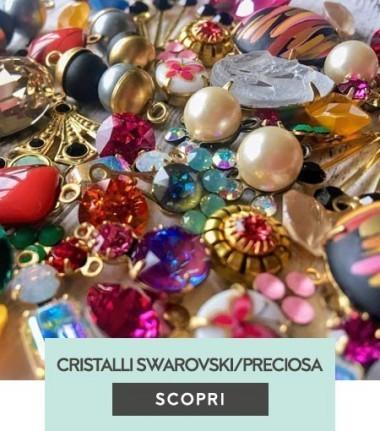 Cristalli Swarovski/Preciosa