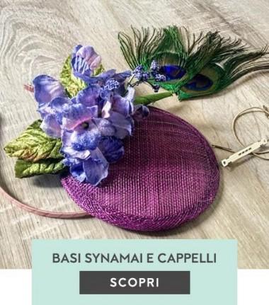 Basi Sinamay e Cappelli