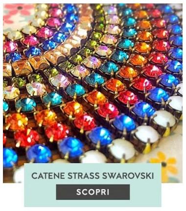 Catene Strass Swarovski