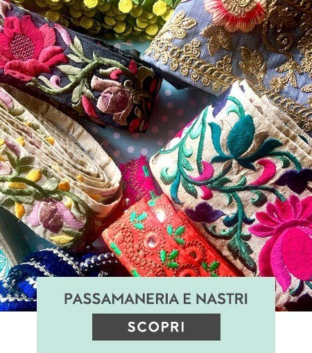 Passamaneria e Nastri
