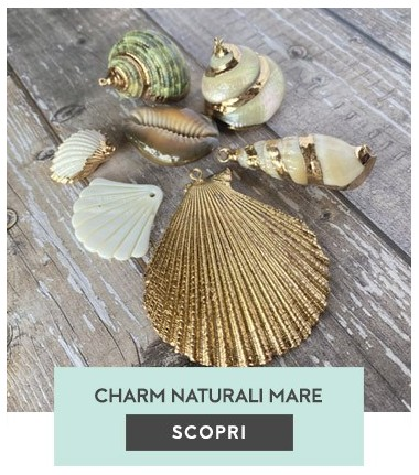 Charms naturali mare